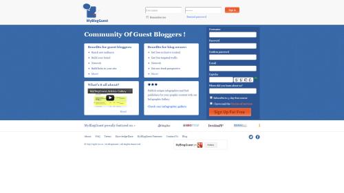 plataforma guest blogging