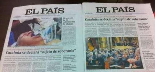 Chavez Portada El País
