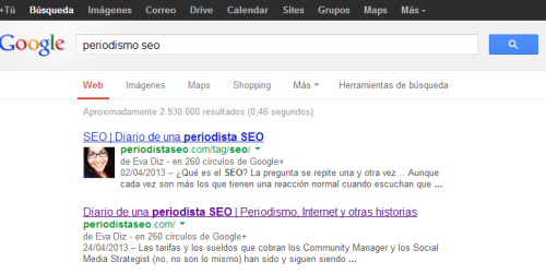 SEO Authorship Google