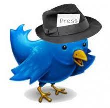 Perfil twitter periodistas