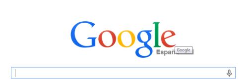 Google Logo España